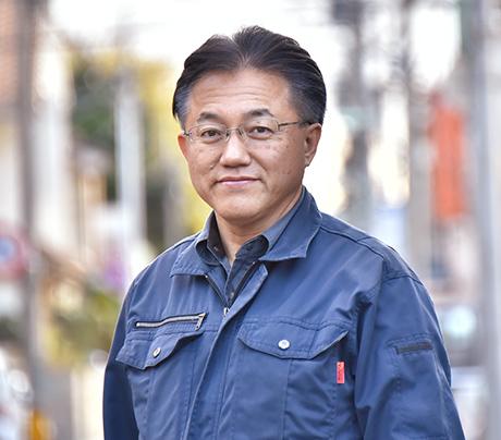 代表取締役  天野 雅裕の画像